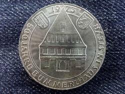 Ausztria, A Bummerl Ház 500. évfordulója ezüst (.900) 50 Schilling 1973/id 9551/