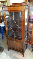 Edwardian kis vitrin eladó