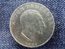 Osztrák ezüst 25 Schillig 1962, Anton Bruckner (id9598)