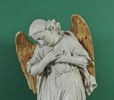 Antik terrakotta angyal, 19. század