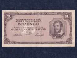 Egymillió B.-pengő 1946/id 7115/
