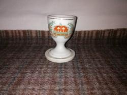 Ritka Magyar koronás Austria porcelán az 1800-as évekből