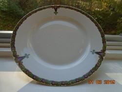 Szecessziós MZ AUSTRIA tányér,számozott