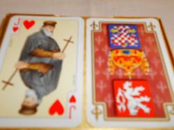 2 pakli francia kártya, azaz 1 pakli römi kártya eredeti dobozban (110 db kártya)
