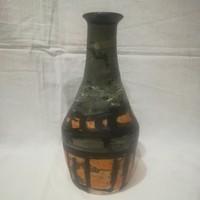 Gorka Lívia iparművész kerámia váza 25 cm