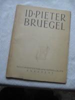 ID. Pieter Bruegel  híres   németalföldi festő ,munkásságát és szép műveit