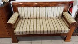 Gyönyörű szép antik Biedermeier kanapé