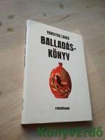 Vargyas Lajos: Balladáskönyv