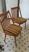 Retro  szék  2 db eladó!
