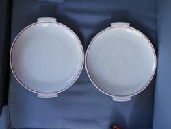 Német porcelán tálak 2 db