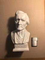 Herendi: Wagner porcelán mellszobra