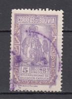 1948 Bolívia használtan (00024)