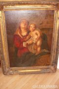 Veress Zoltán: Mária a gyermek Jézussal
