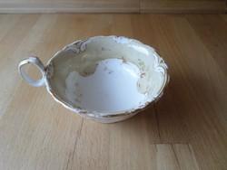 Antik angol Coalport porcelán csésze teáscsésze