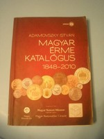 U12 Magyar érmekatalógus 1848-2011 ig 370 oldalon