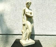 Vedres Márk (1870-1961) Mellét fogó álló női akt (jelezve a talapzaton)
