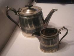 U 2 Antik,art deco ,jelzett kávézó szett ritkaság LEÁRAZVA