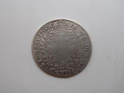 XVII krajcár 1755
