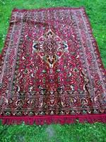 Nagyon szép perzsa selyem mokett.188x130cm