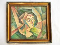 Szobotka Imre festmény