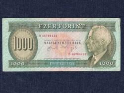 Harmadik Magyar Köztársaság (1989-napjainkig) 1000 Forint bankjegy 1992/id 9891/