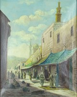 0V608 Bácskay István : Tunisz 1925