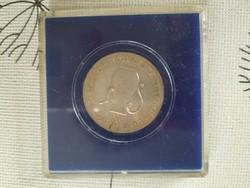 10 NDK márka ezüst (?) 1969 Böttger jubileumi kiadás