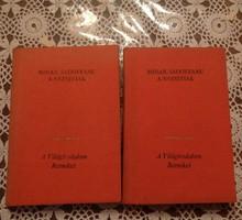 Sadoveanu: A nyestfiak. Világirodalom remekei sorozat.