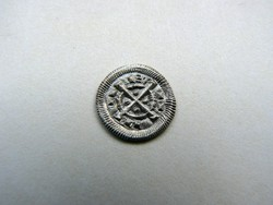 II. BÉLA EZÜST DENÁR ÉH53 (1131-1141) AUNC.