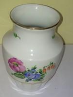 Herendi porcelán váza