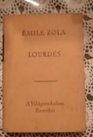 Zola: Lourdes. Világirodalom remekei sorozat.