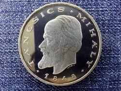Táncsics Mihály ezüst (.500) 20 Forint 1948 PP BP/id 9884/