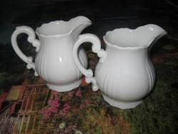 Zsolnay  teás kiöntők   10 cm