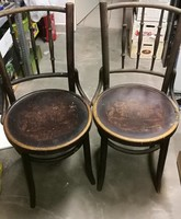 Thonet székek . 2 db
