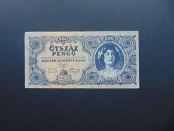 500 pengő 1945 K 094