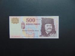 500 forint 2005 EC  UNC !  Nagyon szép bankjegy