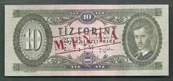 10 Forint 1969 UNC MINTA