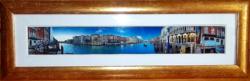 Fotó Velencéről (nagyon szép keretben)