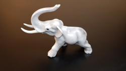 Ritka herendi elefánt figura