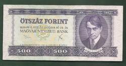 500 Forint 1975 UNC