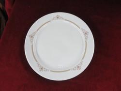Alföldi porcelán lapos tányér.