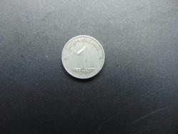 1 pfennig 1953 E  Németország