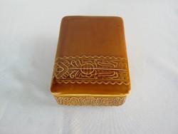 Gránit kerámia bonbonier két kis tálkával