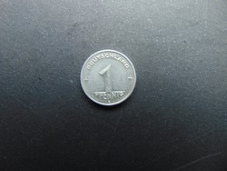 1 pfennig 1952 E  Németország