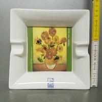 """""""Vincent Van Gogh"""" porcelán szivar hamutál (741)"""