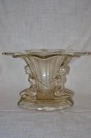 Régi nőalakos váza 03  ( DBZ 00123 )