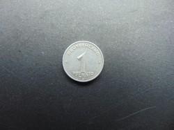 1 pfennig 1952 E  Németország  02