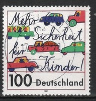 Bundes 0007 Michel 1897         0,90 Euro