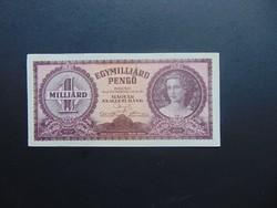 1 milliárd pengő 1946 R 184 aUNC ! Hajtatlan bankjegy