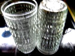 OETKER WELTBERÜHMT vintage 2 db-os pohár készlet